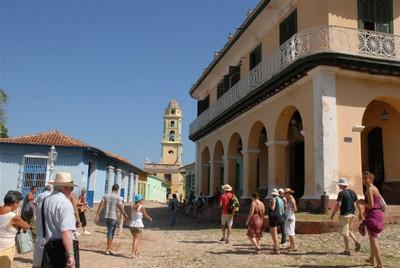 Trinidad llama la atención de los viajeros por sus valores histórico-patrimoniales.