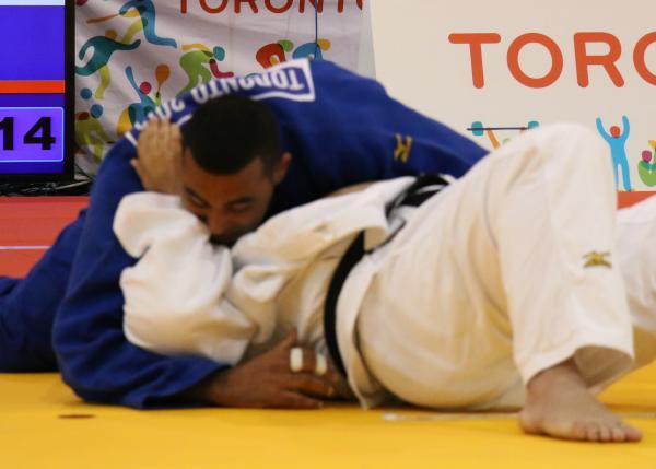 Yangalini quiere mejorar el color de su medalla olímpica.