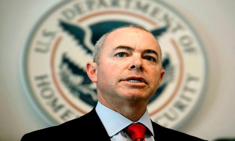 Alejandro Mayorkas, subsecretario del Departamento de Seguridad Interna de Estados Unidos.