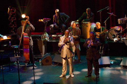 El proyecto musical rescató y reunió en los años 90 del pasado siglo a grandes figuras de la música cubana.