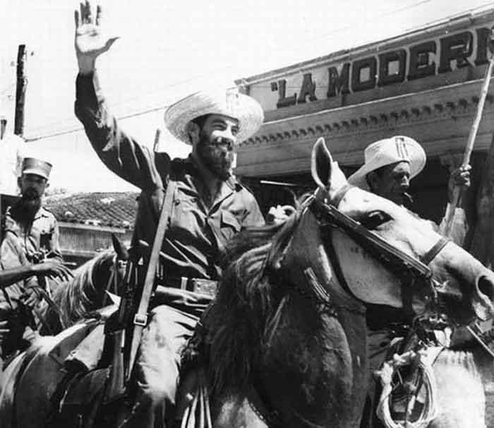 La caballería que llegó a La Habana el 26 de julio de 1959 salió 11 días antes de Yaguajay. (Foto: Perfecto Romero)