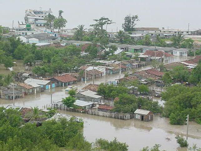 sancti spiritus, recursos hidraulicos, meteorologia, intensas lluvias