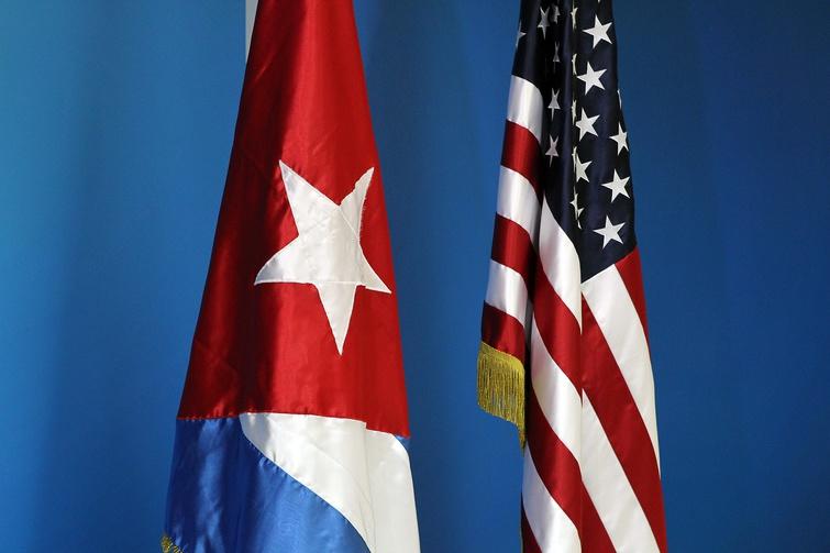Ambas partes dialogaron en torno al debate en el Congreso de Estados Unidos sobre la política de ese país hacia Cuba.