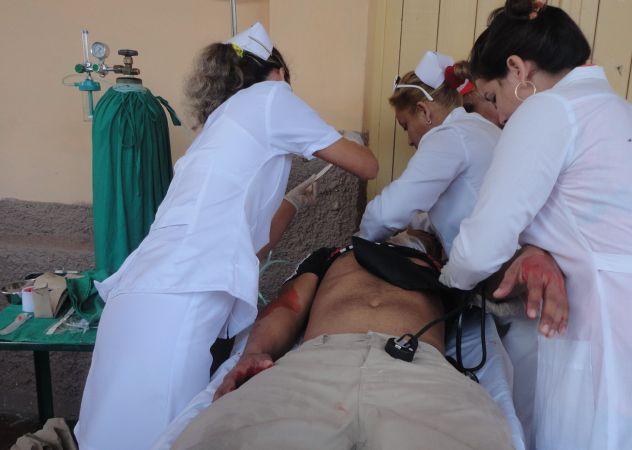 sancti spiritus, dia de la defensa, yaguajay