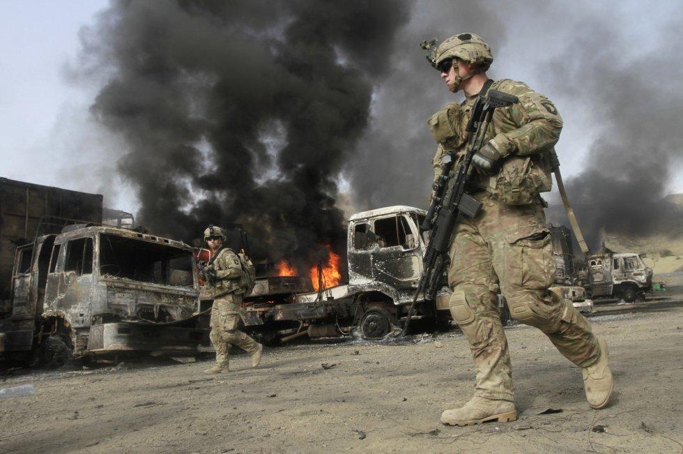 En los últimos meses han aumentado las tensiones en Afganistán. (Foto: Reuters)