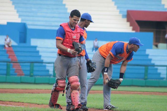 Gallos Sancti Spiritus 55 SNB béisbol Cuba