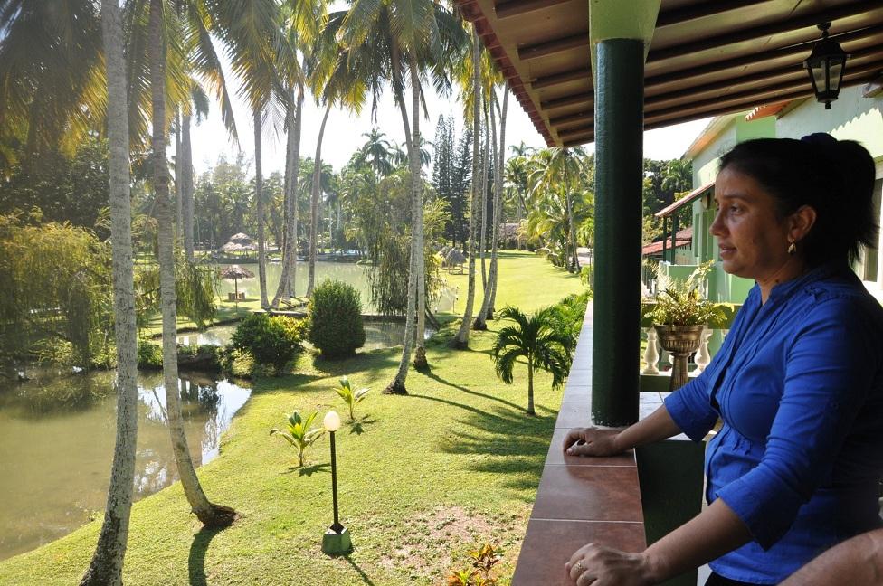 Varias acciones inversionistas son emprendidas en la villa San José del Lago. (Foto Vicente Brito)