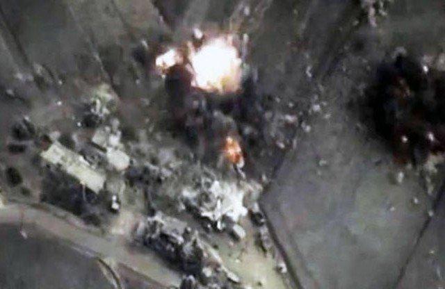Rusia ya destruyó 19 puestos de control, 12 depósitos de municiones y 71 vehículos blindados.
