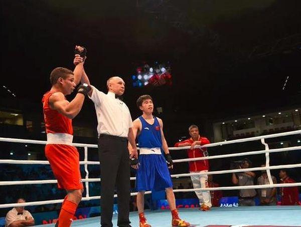 sancti spiritus, yosbany veitia, boxeo, campeonato mundial de boxeo, catar