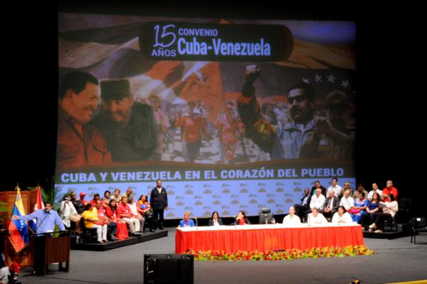 Barrio Adentro salvó la vida de más de un millón 760 mil venezolanos, aseguró Maduro. (Foto AIN)