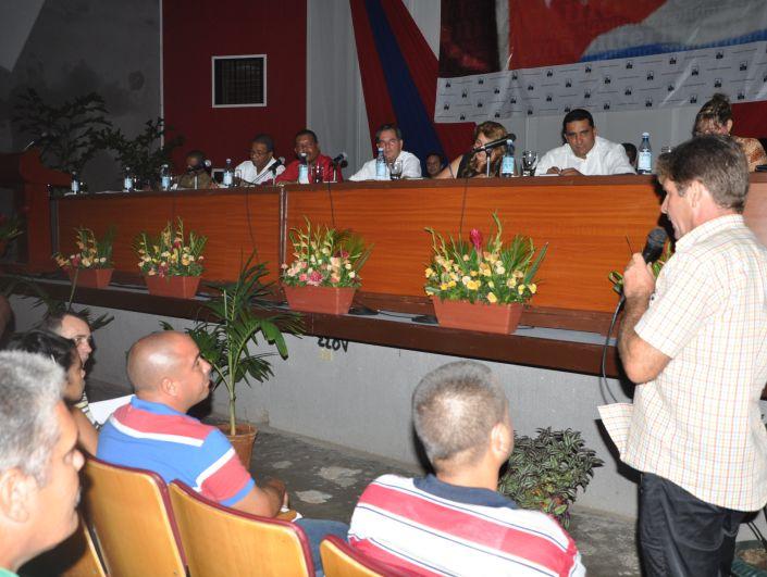 trinidad, asamblea municipal del partido en trinidad, turismo cubano, polo turistico trinidad-sancti spiritus, pcc