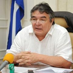 """""""Cuba tuvo una Revolución que transformó las bases sociales y democratizó el acceso a la cultura"""", aseguró el ministro."""