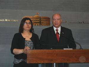 Malmierca ofreció plenas garantías de seguridad, seriedad y facilidades para invertir en la nación antillana.