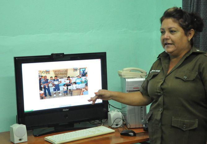 sancti spiritus, minint, prisiones, programa educa a tu hijo, fmc, educacion cubana