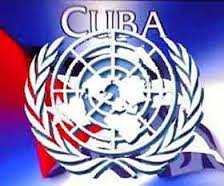 """Cuba rechazó """"los actos unilaterales de determinados estados, que se abrogan ilegítimamente el derecho de certificar conductas y hacer listas políticamente motivadas""""."""