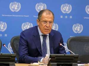 Lavrov pidió no acudir a falsos argumentos que distorsionen la realidad.