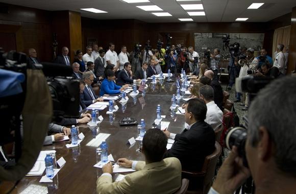 cuba, relaciones cuba-estados unidos, comercio exterior, bloqueo estadounidense contra cuba