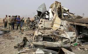 La aviación rusa ha asestado duros golpes a objetivos estratégicos de los terroristas.