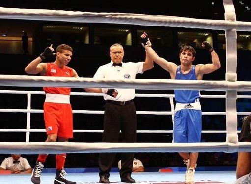 sancti spiritus, campeonato mundial de boxeo, veitia, fomento, yosbany veitia