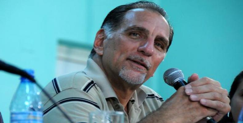 Esa distinción responde al reconocimiento internacional de que ha sido objeto el huésped cubano por su ejemplo de dignidad y resistencia.