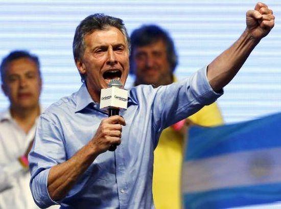 argentina, elecciones en argentina, derecha, mauricio macri