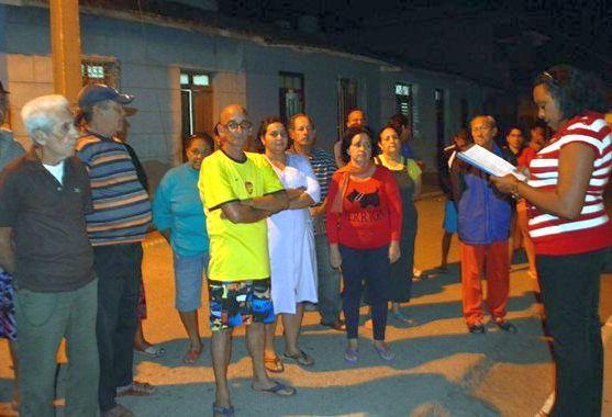 trinidad, proceso de rendicion de cuenta, delegados al poder popular