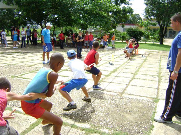 sancti spiritus, deporte, dia nacional de la cultura fisica y el deporte