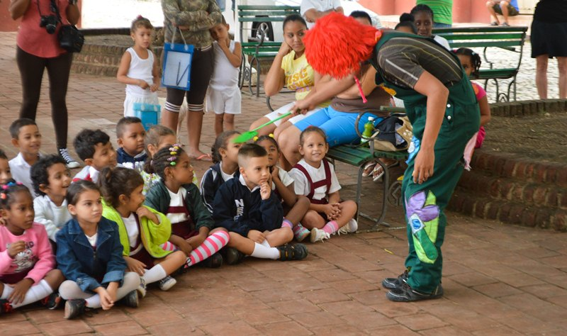 trinidad, festival de las artes en trinidad, artes escenicas, artes plasticas, literatura, danza, ballet folclorico