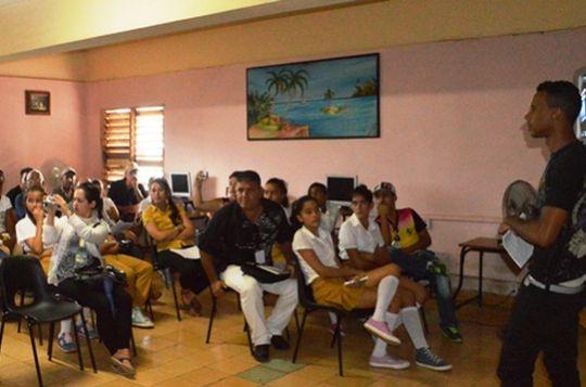 trinidad, cine clubes, jovenes realizadores