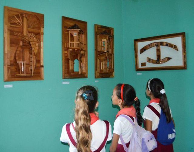 trinidad, cultura, artes plasticas