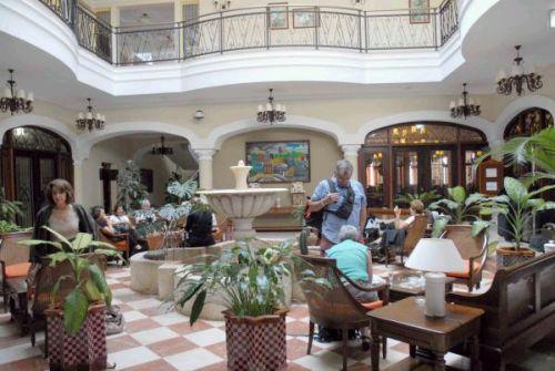 El Iberostar Grand Hotel Trinidad es el único con la categoría Cinco Estrellas en la provincia. (Foto Oscar Alfonso)