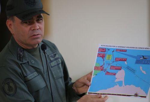 venezuela, estados unidos, espacio aereo