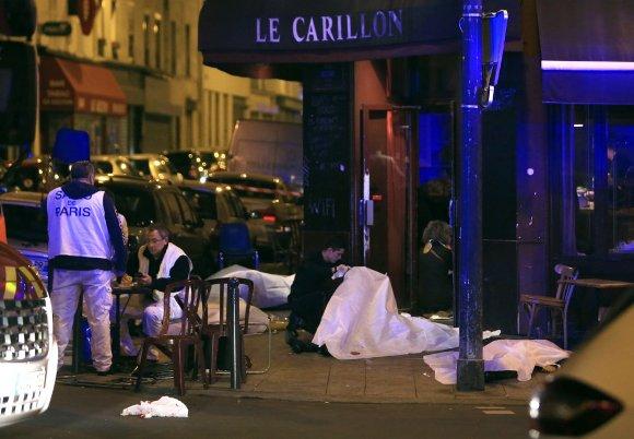 Atentados terroristas conmueven a la capital francesa. (Foto: AP)