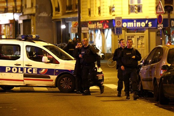 Atentados terroristas conmueven a la capital francesa. (Foto: EFE)