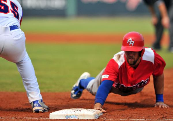 cuba, beisbol, Torneo Mundial de Béisbol Premier 12, puerto rico