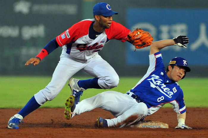 cuba, beisbol, premier 12 de beisbol, premier 12