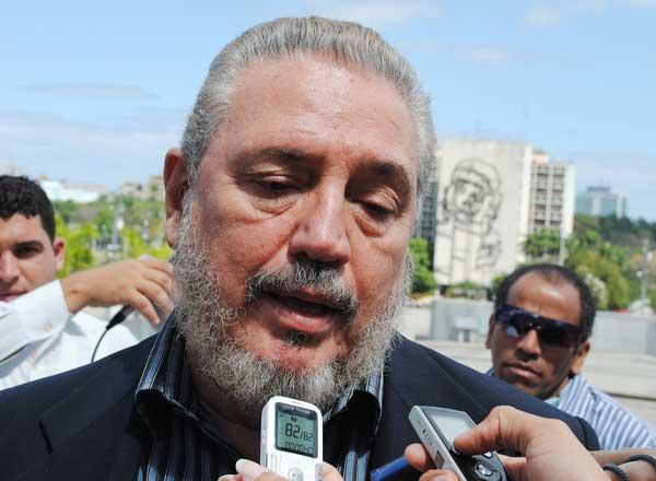 Castro Díaz-Balart dijo que en todos los encuentros primó el interés por elevar la colaboración bilateral en los campos de la ciencia y en especial en la nanotecnología.