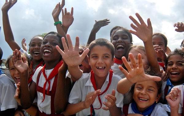 Cuba fue la pionera en la protección jurídica de la infancia.