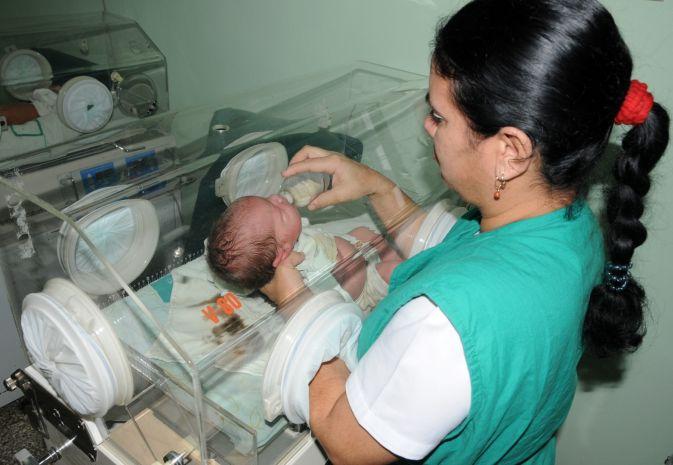 sancti spiritus, hospital provincial camilo cienfuegos, neonatologia, programa de atencion materno infantil