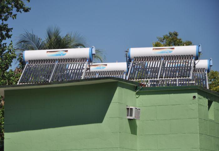 sancti spiritus, energia renobable, biogas, calentadores solares