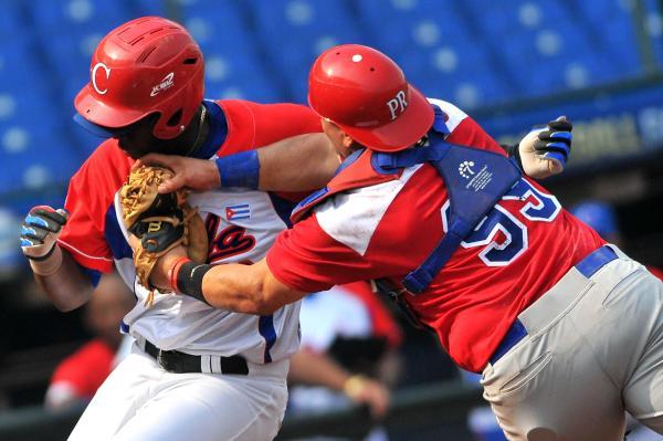 cuba, beisbol, campeonato mundial de beisbol premier 12, puerto rico