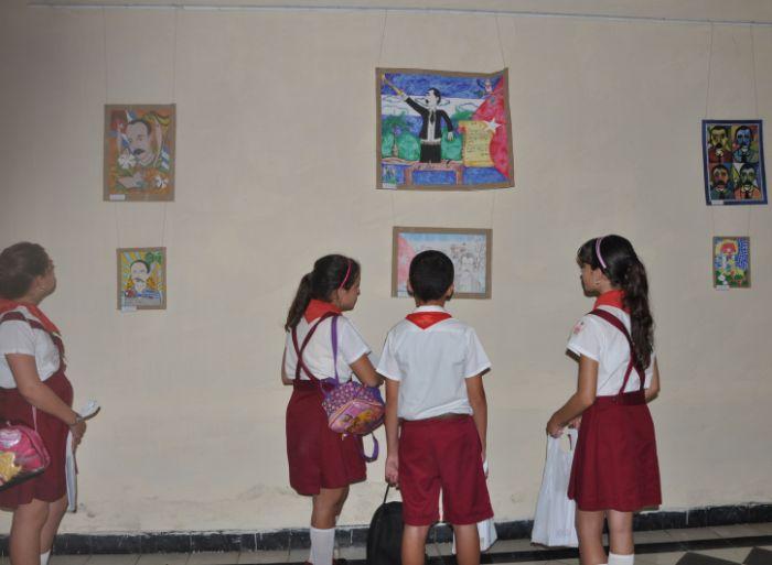 sancti spiritus, seminario juvenil martiano, jose marti