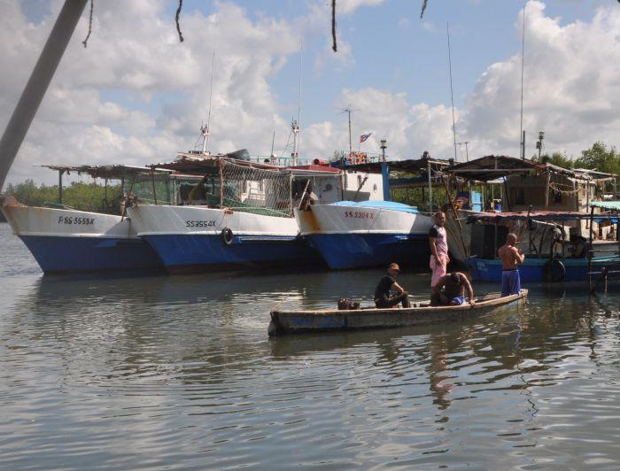 sancti spiritus, comunidades, tunas de zaza, pesca, delegados al poder popular