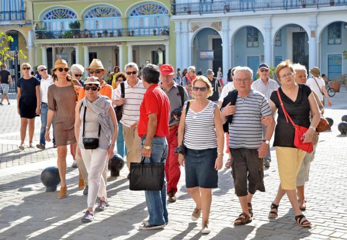 cuba, turismo cubano, turismo, visitantes extranjeros