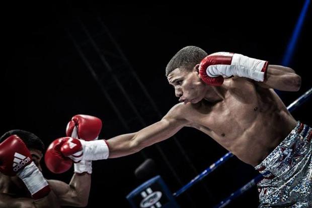 El boxeador espirituano Yosbany Veitía se incluyó entre los merecedores de una mención especial.