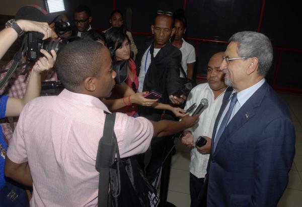 El mandatario arribó en la noche de este lunes a La Habana para cumplimentar una visita oficial. (Foto ACN)