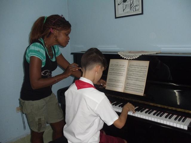 sancti spiritus, educacion, dia del educador, musica
