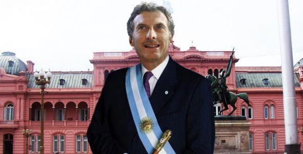 Macri prometió cumplir los tres ejes sobre los que descansó su campaña electoral.