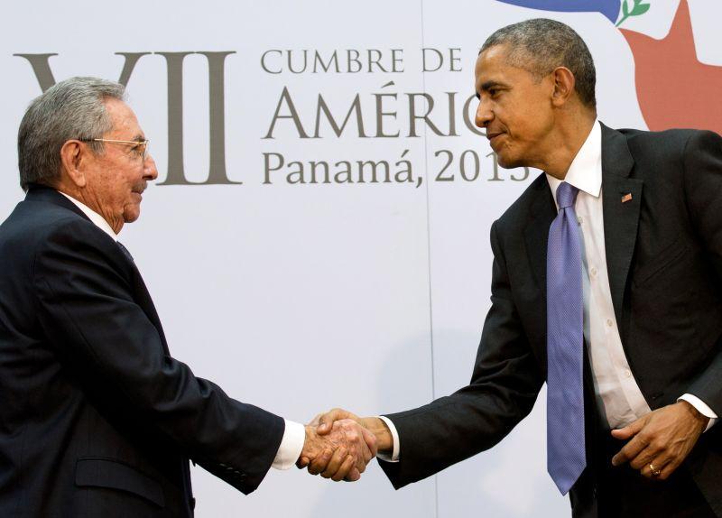 cuba, relaciones cuba-estados unidos, raul castro, barack obama