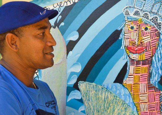 trinidad, artes plasticas, arte naif